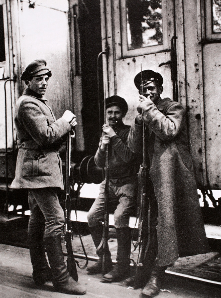 Russian Military「Young Red Guards Russia circa 1917-circa 1923(?)」:写真・画像(9)[壁紙.com]