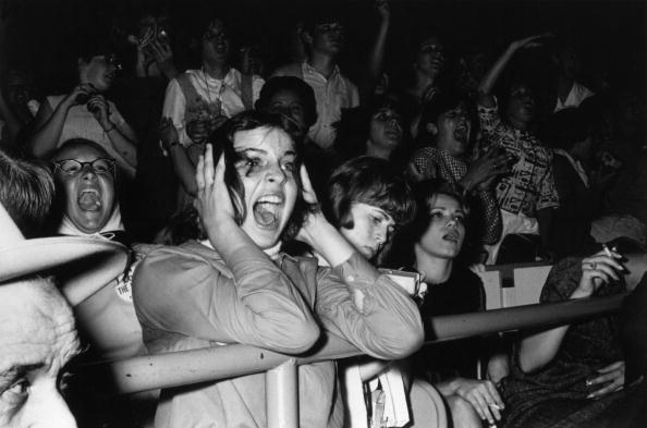 Shouting「Beatles Fans」:写真・画像(4)[壁紙.com]