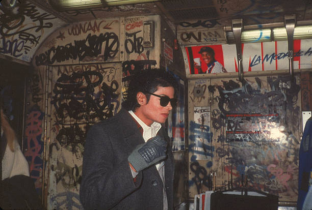Michael Jackson In 'Bad':ニュース(壁紙.com)