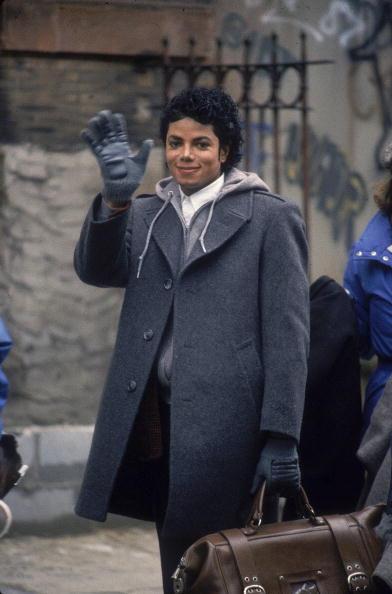 笑顔「Michael Jackson In 'Bad'」:写真・画像(10)[壁紙.com]