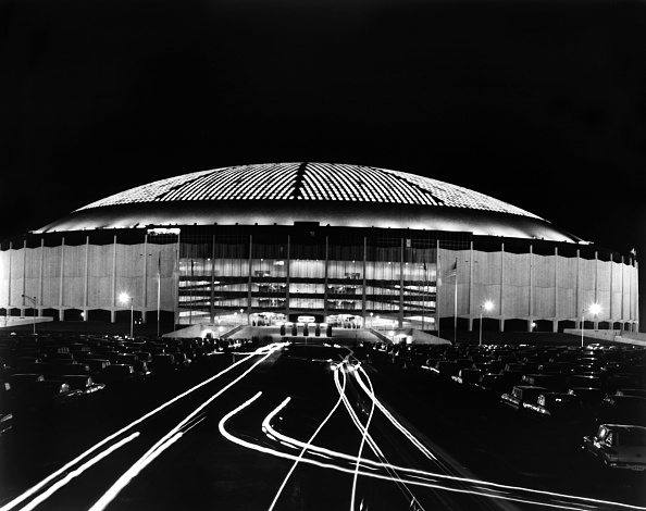Houston Astrodome「Houston AstroDome」:写真・画像(10)[壁紙.com]