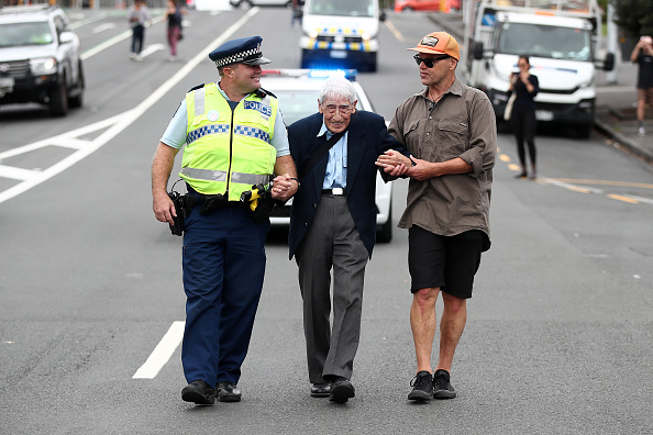 Auckland「Anti-Racists Rally Against Racism And Islamaphobia」:写真・画像(11)[壁紙.com]