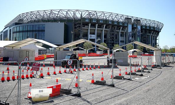 Twickenham「Twickenham Rugby Stadium To Begin Drive-Thru COVID-19 Testing Operations」:写真・画像(9)[壁紙.com]
