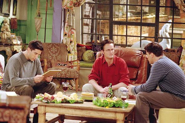 NBCUniversal「Friends Television Stills」:写真・画像(13)[壁紙.com]