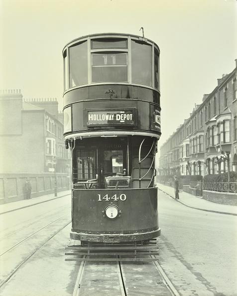 Double-Decker Bus「Class M Electric Tram, 1930」:写真・画像(7)[壁紙.com]