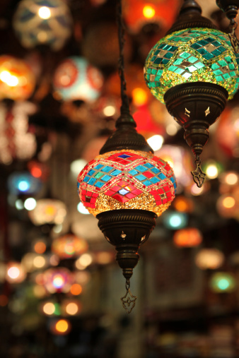 Iranian Culture「eastern lanterns」:スマホ壁紙(7)