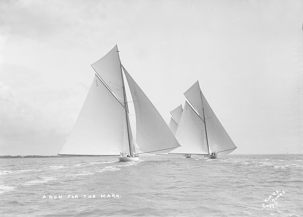 Cutting「A Run For The Mark: The 19-Metre Class Octavia」:写真・画像(1)[壁紙.com]