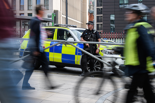 Manchester - England「Police Activity In Manchester After The Manchester Terrorist Attack」:写真・画像(8)[壁紙.com]