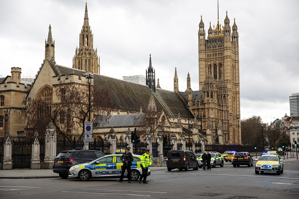 Houses Of Parliament - London「Firearms Incident Takes Place Outside Parliament」:写真・画像(19)[壁紙.com]