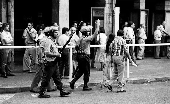 Alex Bowie「Police Move Basque Autonomy Supporters」:写真・画像(16)[壁紙.com]