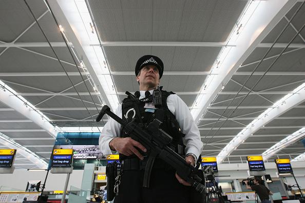 Heathrow Airport「Heathrow Terminal Five - Official Opening」:写真・画像(14)[壁紙.com]