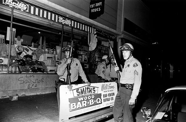 Racial Tensions「Watts Police」:写真・画像(18)[壁紙.com]