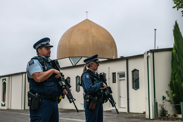 写真「Christchurch Mourns After Worst Mass Shooting In New Zealand's History」:写真・画像(4)[壁紙.com]