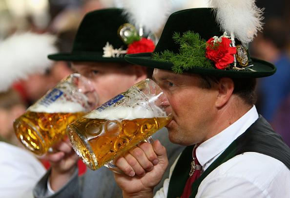 Beer Festival「Oktoberfest 2009 - Opening」:写真・画像(8)[壁紙.com]
