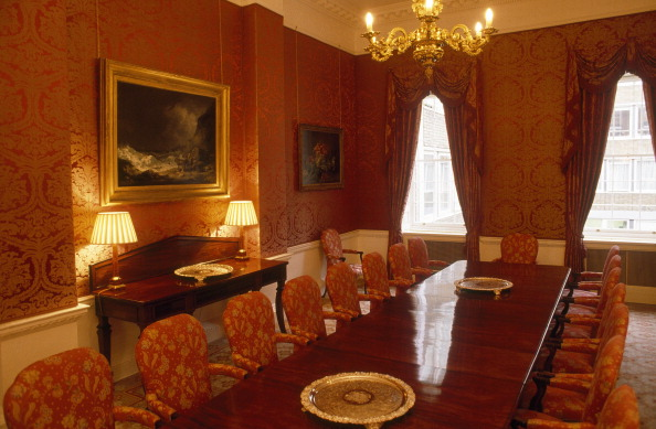 Tom Stoddart Archive「Libyan Embassy Interior」:写真・画像(9)[壁紙.com]
