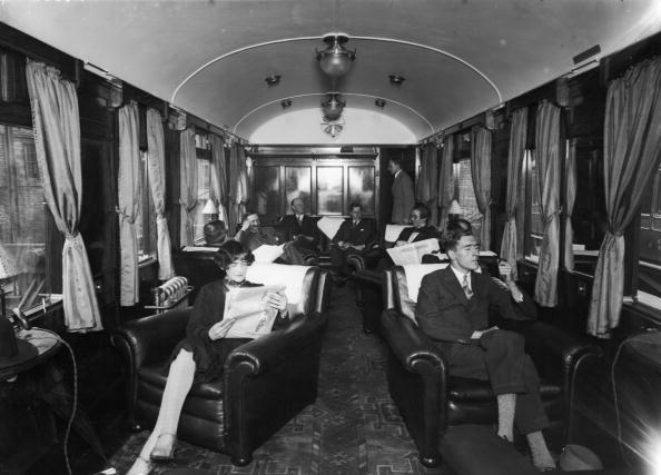 Railroad Car「Travelling Hotel」:写真・画像(13)[壁紙.com]