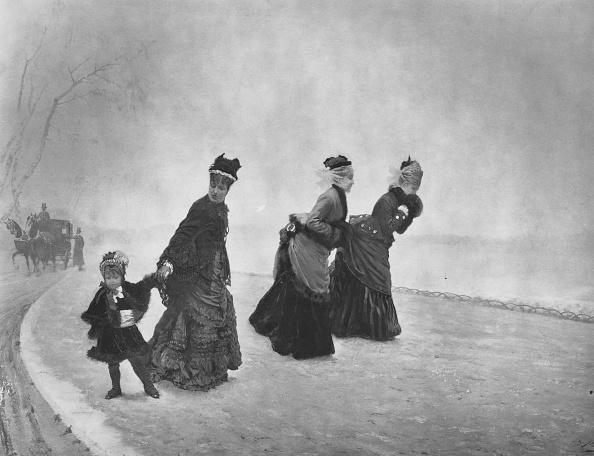 1870-1879「Is It Not Cold?」:写真・画像(12)[壁紙.com]