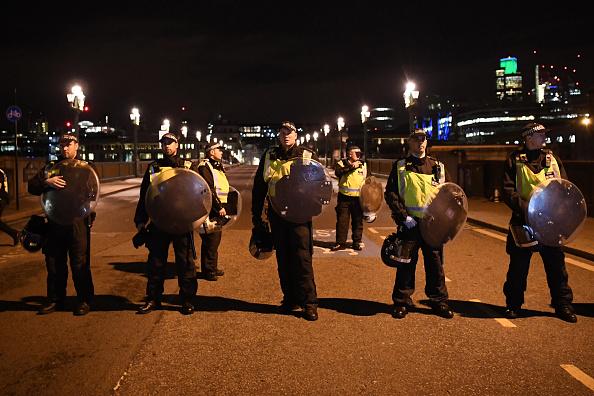 英国 ロンドン「Police Attend Incident At London Bridge」:写真・画像(12)[壁紙.com]