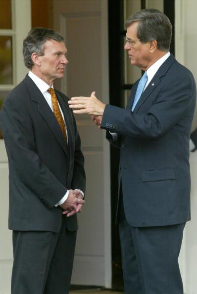 Alex Wong「Congressional Leaders Meet with Bush」:写真・画像(4)[壁紙.com]