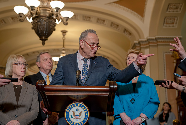 Land「Senate Lawmakers Address The Media After Weekly Policy Luncheons」:写真・画像(8)[壁紙.com]