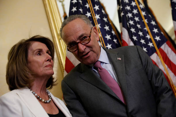 Democratic Leadership Discuss The Child Care For Working Families Act:ニュース(壁紙.com)