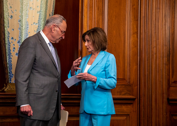 Security「Democratic Leaders Address Media Ahead Of Vote On Securing America's Elections Act」:写真・画像(1)[壁紙.com]