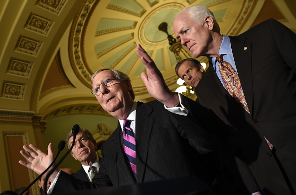 Strategy「Senate Republican Policy Committee Holds Policy Luncheon」:写真・画像(1)[壁紙.com]