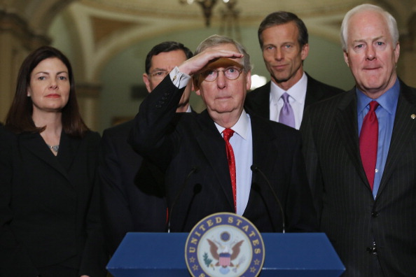 Strategy「Senate Republicans Address Media After Weekly Policy Luncheon」:写真・画像(7)[壁紙.com]