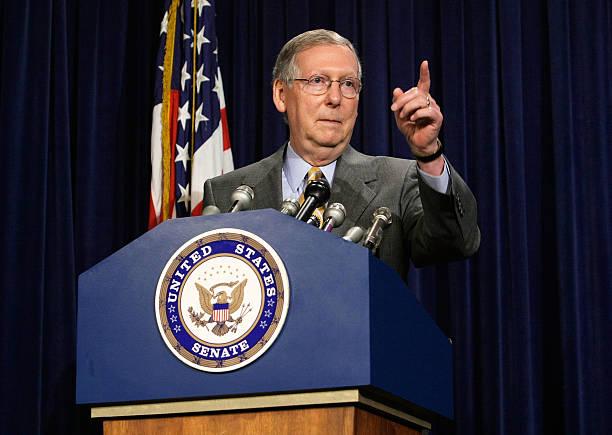 Senate Leaders Hold Press Conference On Global Warming:ニュース(壁紙.com)