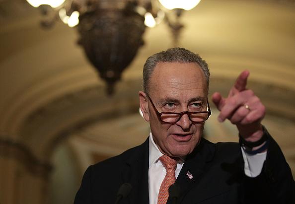 Washington DC「Senate Legislators Address The Media After Their Weekly Policy Luncheons」:写真・画像(8)[壁紙.com]