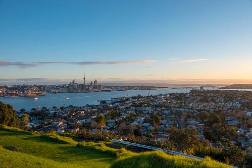Auckland「Auckland City Distant View」:スマホ壁紙(11)