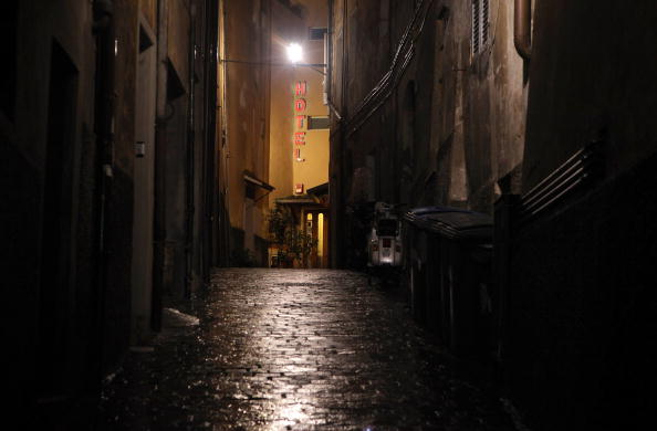 Dark「General Views of the Medieval Italian Town of Perugia」:写真・画像(0)[壁紙.com]
