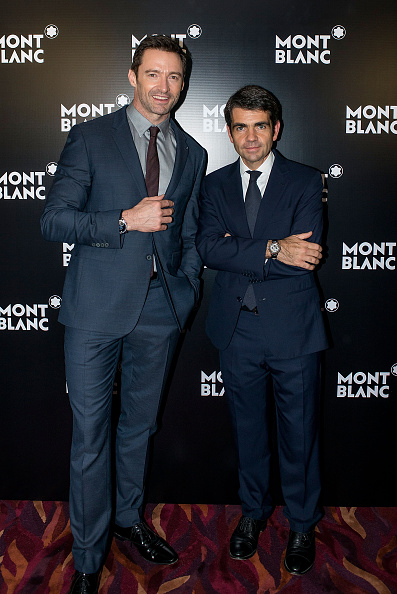Keith Tsuji「Montblanc at Watches & Wonders in Hong Kong - Photocall」:写真・画像(6)[壁紙.com]