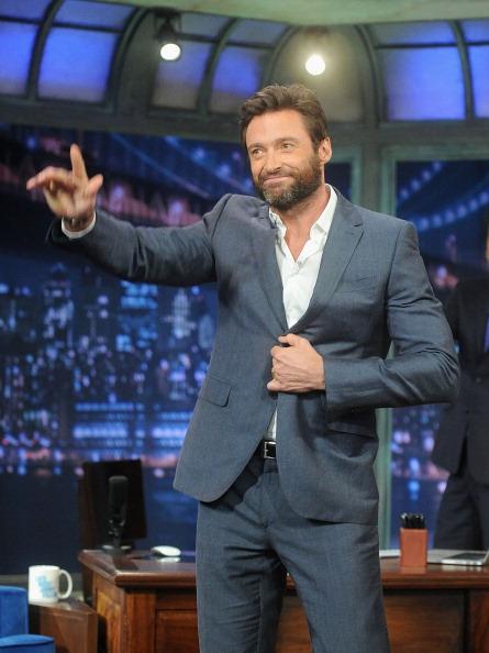 "Visit「Hugh Jackman Visit ""Late Night With Jimmy Fallon""」:写真・画像(14)[壁紙.com]"