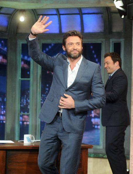 "Visit「Hugh Jackman Visit ""Late Night With Jimmy Fallon""」:写真・画像(16)[壁紙.com]"