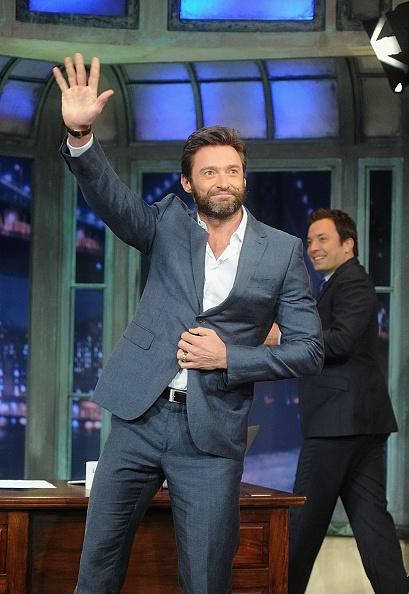 "Visit「Hugh Jackman Visit ""Late Night With Jimmy Fallon""」:写真・画像(15)[壁紙.com]"