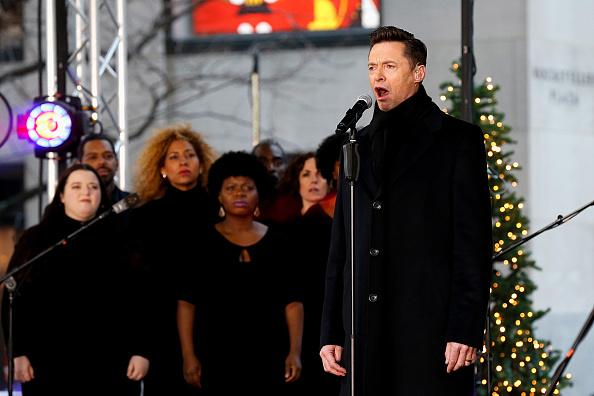 "Incidental People「Hugh Jackman Performs on NBC's ""Today""」:写真・画像(16)[壁紙.com]"