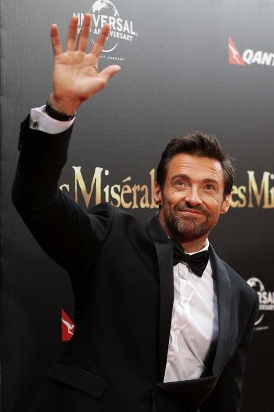 Hair Stubble「Les Miserables Australian Premiere」:写真・画像(16)[壁紙.com]