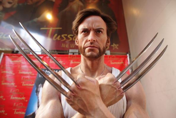 ミッドタウンマンハッタン「Hugh Jackman's 'Wolverine' Wax Figure Receives A Manicure」:写真・画像(19)[壁紙.com]