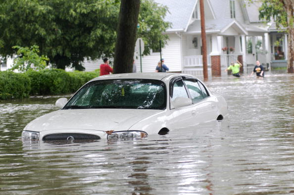 Damaged「Iowa Faces Next Round Of Flooding」:写真・画像(8)[壁紙.com]