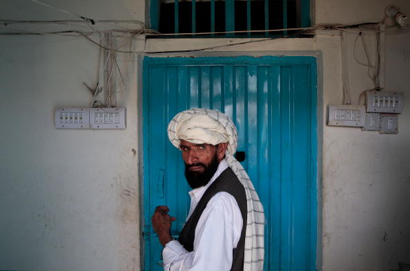 Door「Life in an Afghan Village in Paktika Province」:写真・画像(2)[壁紙.com]