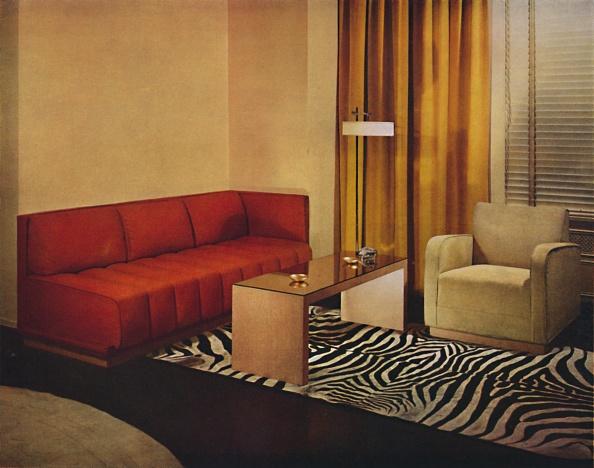 インテリア「Living-Room By Walter Dorwin Teague」:写真・画像(18)[壁紙.com]