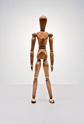 Doll「wooden posing doll」:スマホ壁紙(19)