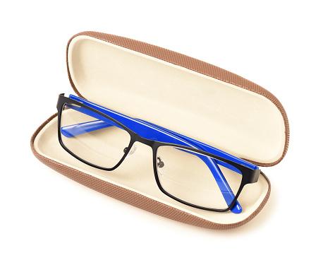 Eyewear「Spectacles or eyeglasses against White Background」:スマホ壁紙(19)