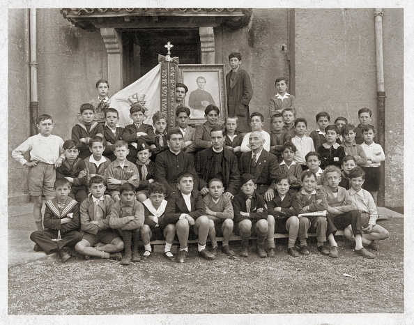 1900-1909「DON GNOCCHI AND HIS CHILDREN」:写真・画像(10)[壁紙.com]