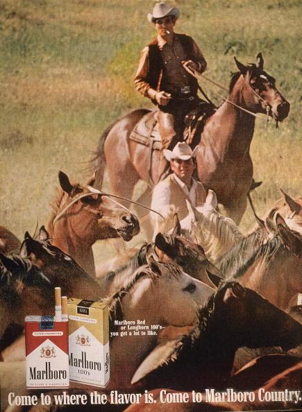 Two People「Marlboro Man Cigarette Ad」:写真・画像(14)[壁紙.com]