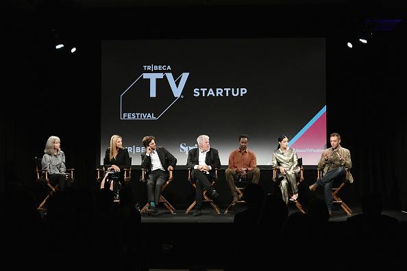 """Edi Gathegi「""""Startup"""" Season 3 Premiere - 2018 Tribeca TV Festival」:写真・画像(3)[壁紙.com]"""