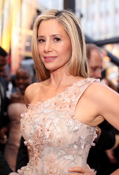 Mira Sorvino「90th Annual Academy Awards - Red Carpet」:写真・画像(8)[壁紙.com]