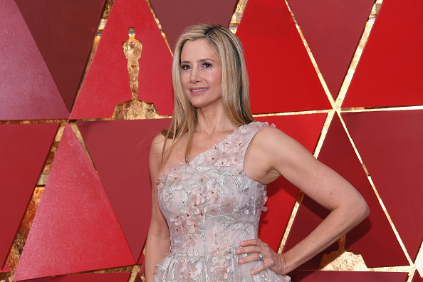 Mira Sorvino「90th Annual Academy Awards - Arrivals」:写真・画像(7)[壁紙.com]