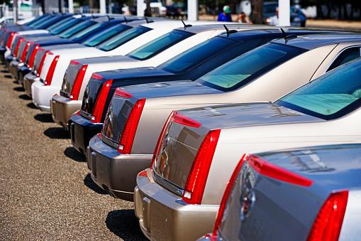 New Jersey「Cars in a Row」:スマホ壁紙(0)